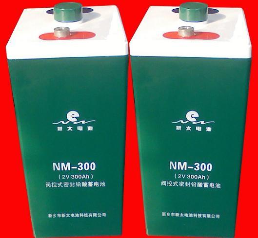 新太电池内燃机车专用阀控式密封铅酸蓄电池(俗称免维护蓄电池)