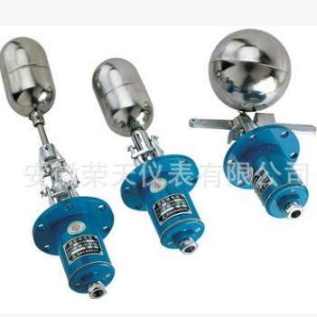 不锈钢浮球液位控制器   四氟防( 耐)腐浮球液位控制器  多点控制