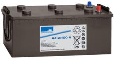 供应北京德国阳光蓄电池【A412/100AH】规格参数
