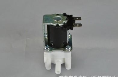 供应优质快接净水器科博进水电磁阀 美的沁园通用净水图片