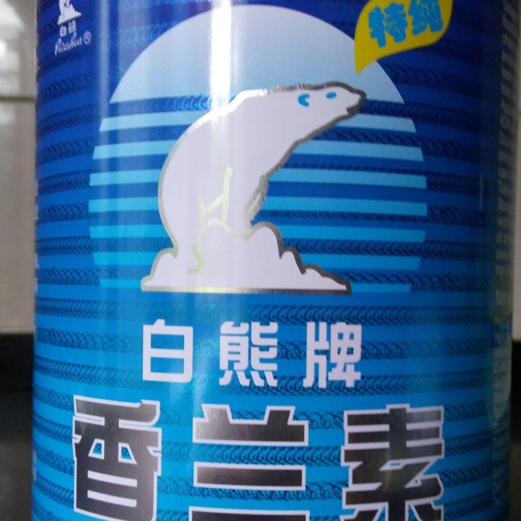 供应小白熊香兰素 供应香兰素 供应炒货专用香兰素 供应花生专用香兰素