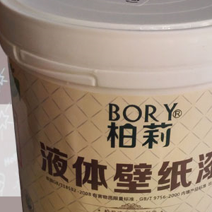装修施工材料 液体壁纸漆 壁纸漆