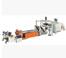 金纬PET3D印刷片文具片生产线,PET片材3D印刷片光栅片设备