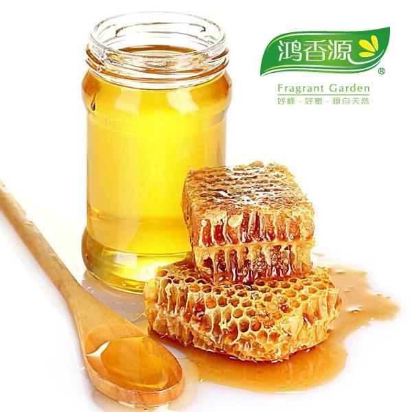 鸿香源蜂巢蜜