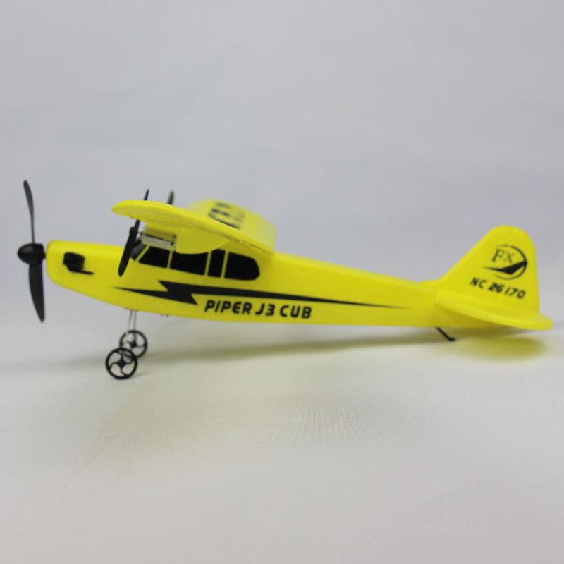 803遥控滑翔飞机 2.4g固定翼无人机直升飞机耐摔epp航模儿童玩具