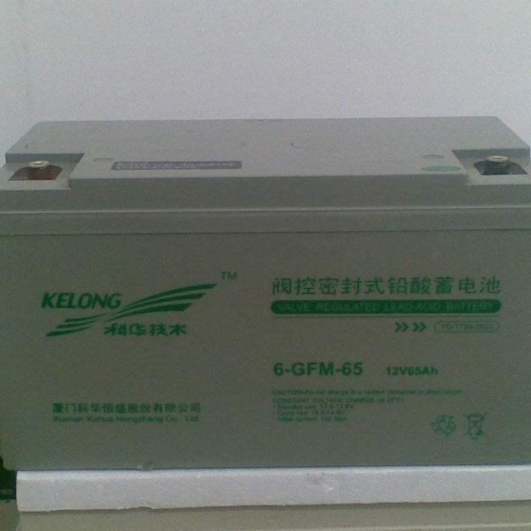 科华蓄电池6-GFM-65价格-参数