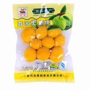 【荔园食品】200克爽脆桃