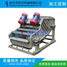 新乡宏升矿用直线振动筛 高效筛分机 SG高效重型振动筛