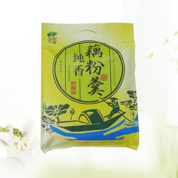 天生佳藕藕粉羹 三种口味可选 一袋600g
