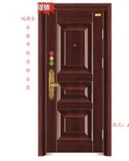 永康防盗门厂直销钢板进户门平开钢木门甲级防盗门塑钢套装复合门
