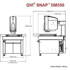 美国进口QVI RAM QVI SNAP一键式光学影像测量仪