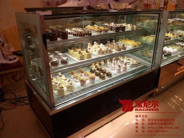 【宝尼尔牌】天水市蛋糕柜冷藏展示柜尺寸可以定做吗