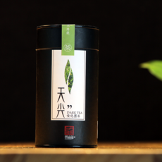 湖南安化黑茶天尖 2012年陈年天尖老茶优质黑毛茶罐装100g