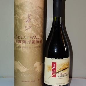 长城海岸解百纳葡萄酒  优选