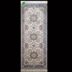 手工打结编织走廊卧室床边地毯新设计客厅手工工艺品真丝波斯丝毯