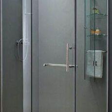 天津信海淋浴房玻璃隔断