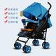轻便多功能婴儿车批发可折叠婴儿手推车双向避震儿童推车一件代发