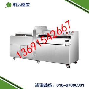 斩切排骨的机器|西餐厅肉扒切割机|冷冻肉砍排切割机|自动砍排切片机