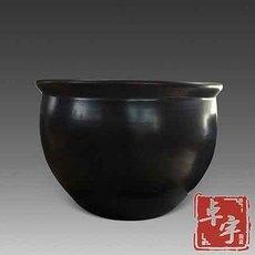 供应日式泡澡缸 温泉洗浴缸 陶瓷装饰大缸厂家