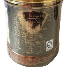 牛肉酱210g/瓶  大颗牛肉粒辣椒酱