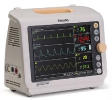 多参数心电监护仪ECG/SPO2/NBP故障维修