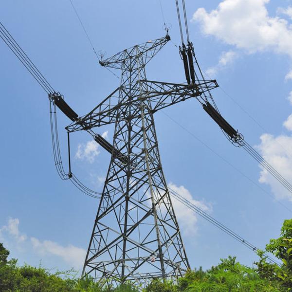 电力电力铁塔组装