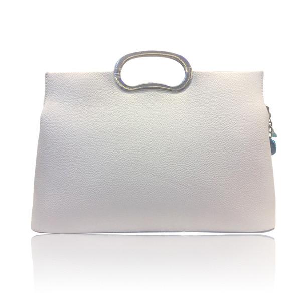 2017新款女包时尚手提包真皮箱包斜挎包白色粉色黑色灰色