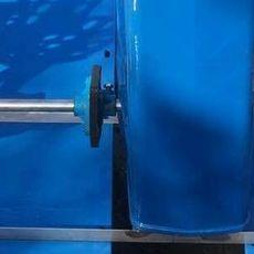 水车式增氧机0.75KW 1.5KW 380V 220V 两叶轮四叶轮水车增氧机