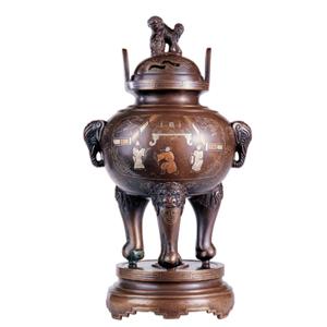 批发供应佛教香炉,铜香炉,铁香炉