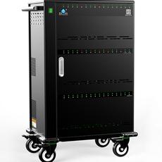 际庆科技供应平板电脑充电柜  移动终端管理充电柜 移动充电车  智能充电柜