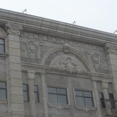 濮阳grc外墙装饰线条批发 浮雕装饰线条 grc水泥线条定做