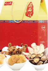 菇品汇A菌菇香菇干货礼盒 春节年货大礼包 土特产送礼礼品