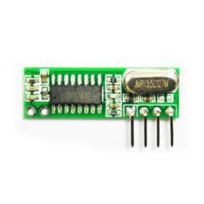 体积小 低价格 超外差无线接收模块RXB35 高灵敏度