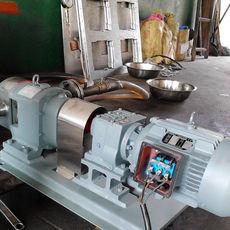 恒时泵业TLB12-5-40凸轮式转子泵参数