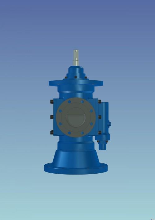 皖现货HSNH660-51减速齿轮润滑泵