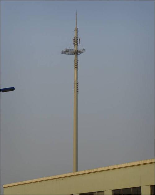 落地景观塔