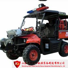 现货供应 ATV400全地形消防摩托车 全地形消防摩托车报价 全地形消防摩托车图片