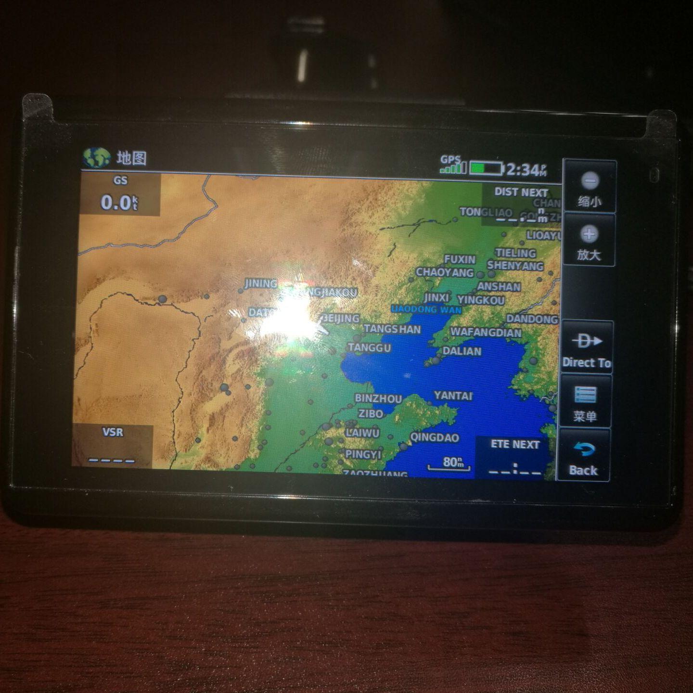 Garmin佳明aera660c专业GPS航空机