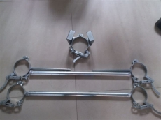 单体液压支柱防倒装置单体液压支柱防滑装置