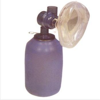 上海益生JH11简易呼吸机 1600ml急救手动呼吸机