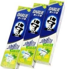 黑人超白系列牙膏洗漱用品广东货源供应全国超市地摊货到付款极速发货