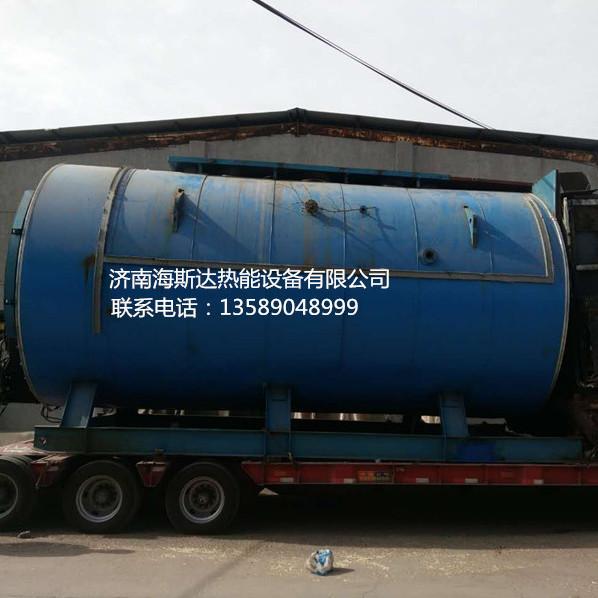 出售2013上海工业锅炉15吨燃气锅炉  辅机资料齐全
