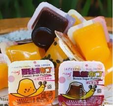 台湾进口 优之良品百香果果冻|布丁 315克*18盒/箱