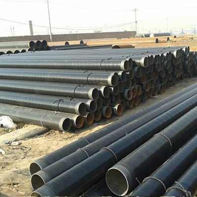河北化工防腐涂塑钢管厂家复合管道3pe防腐管道大口径防腐管道 品质保证