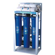 阳光伴侣大量批发D002商用箱式 蓝色柜式净水机外壳