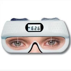 供应 眼镜验光设备 光路清晰测量精准 数显瞳距尺LY-18测量瞳距