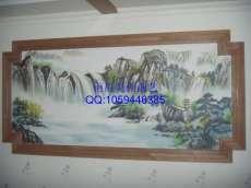 南昌墙体彩绘壁画与家居空间搭配!