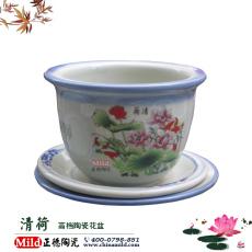 供应定制陶瓷花盆 花盆定制厂家 花盆价格 花盆图片