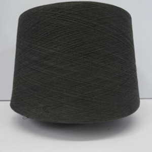纳米功能性竹炭纤维纱 抗菌除臭 涤纶竹炭纱 纺织化纤专用功能性纤维
