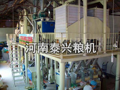 河南专业玉米加工设备厂家找泰兴粮机